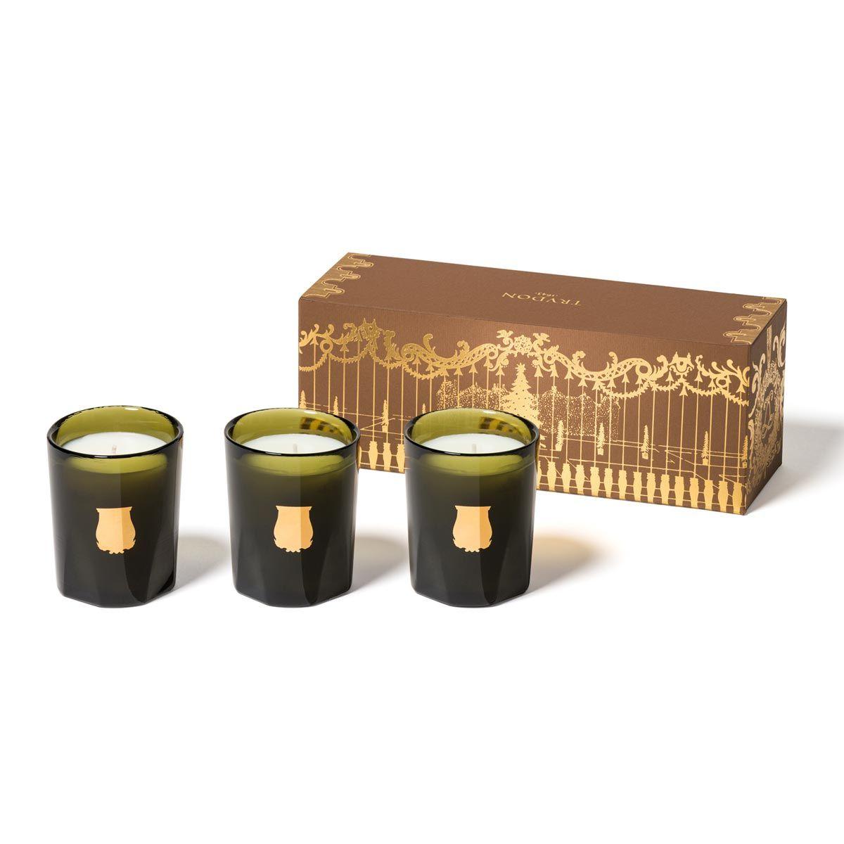 Gift box for 3 Petites Bougies - Christmas Edition